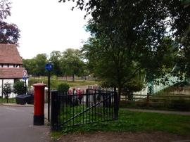 Royal Mail postbox